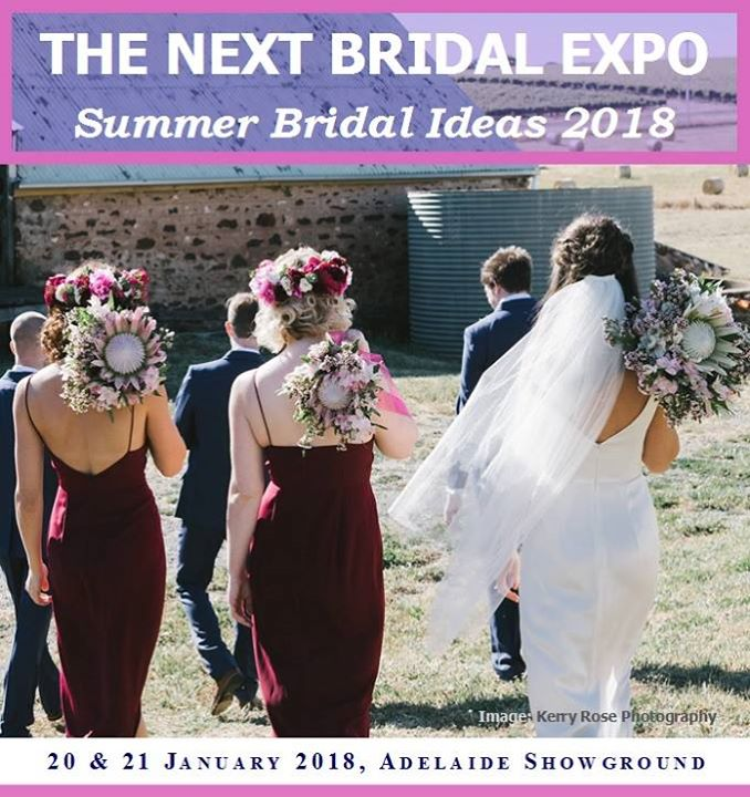 Summer Bridal Ideas Expo 2018 | Whats On Adelaide